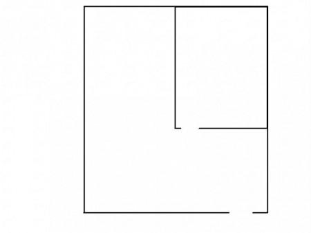 绿地之窗130平精装空房业主直租