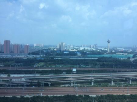 高铁站嘉亿东方大厦 精装空房 东南方向采光好 视野辽阔
