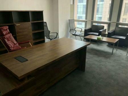 建正东方中心124平5A级写字楼精装带家具
