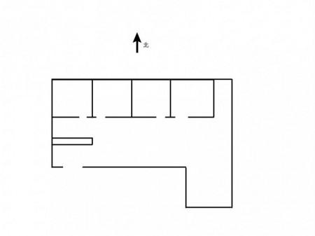高铁站升龙广场260平 精装空房可带家具业主直租 随时看房