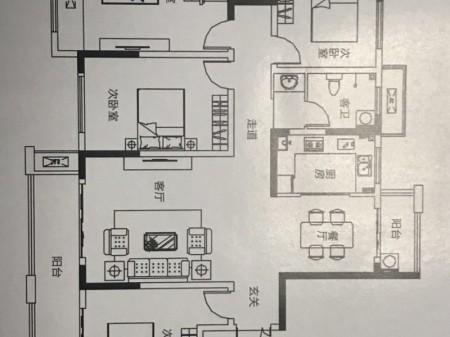 未来政治中心,省公安厅家属院,极具升值空间