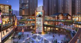 龙湖·天境 繁华商街,造就高品质住宅