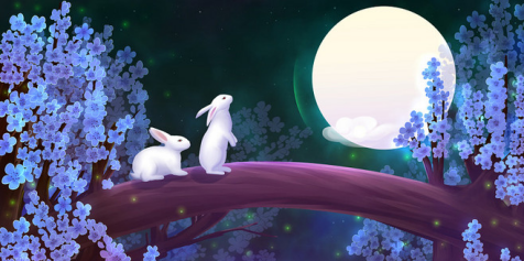 中秋还在抬头望月?二环赏月新姿势高能来袭!40