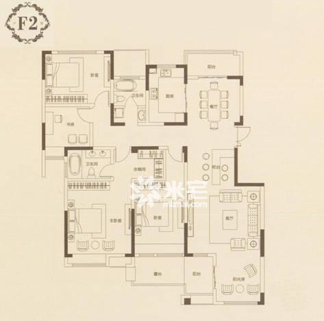 泰宏建业国际城户型图