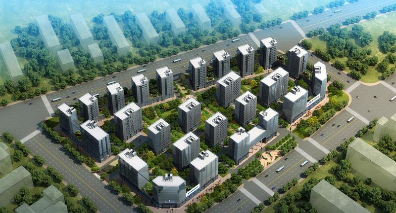 尚合龙湖企业中心(新科技市场)