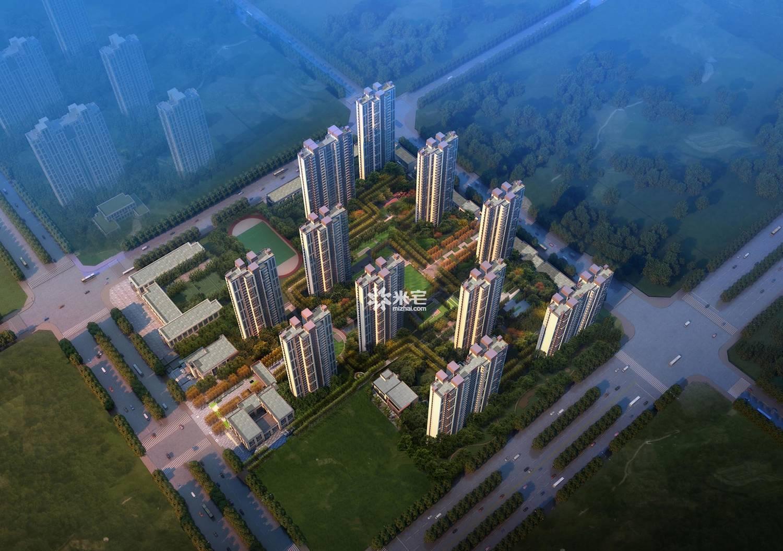 康桥康城实景图