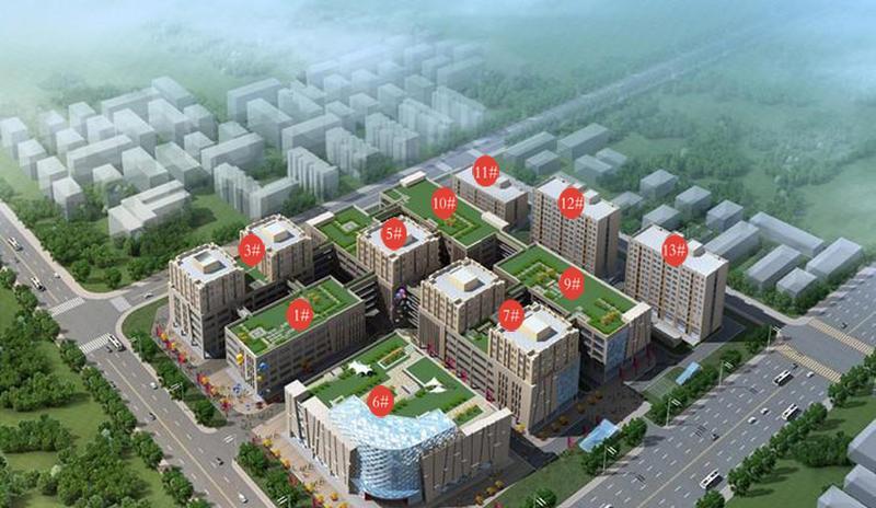 鹏翔商业中心(海港城)