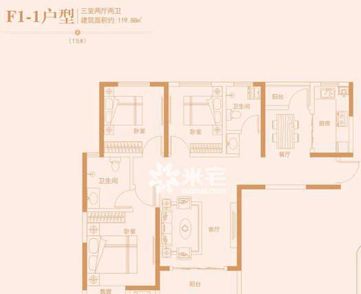 路劲国际城户型图