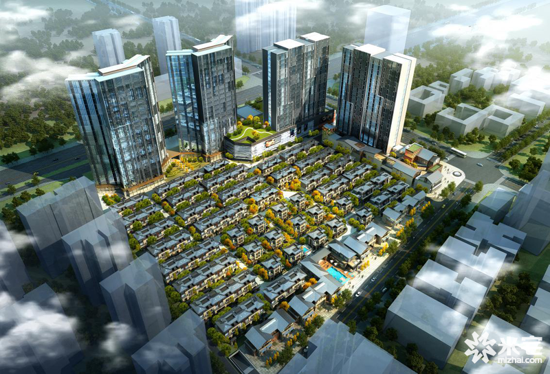 郑东商业中心