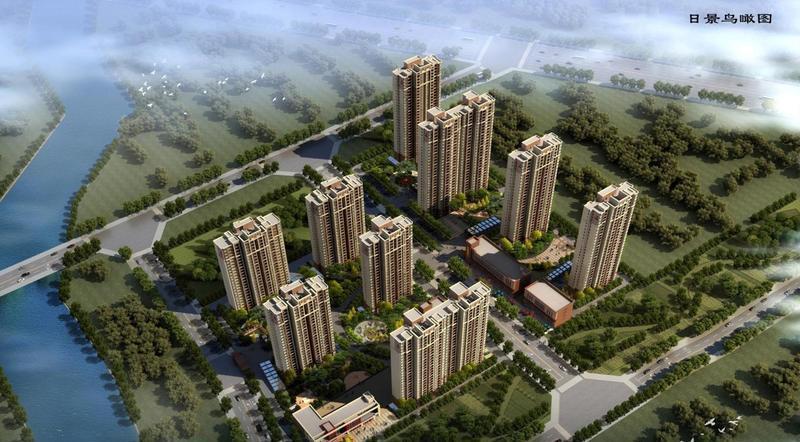 中原区柳沟改造项目储备地块LG04-01