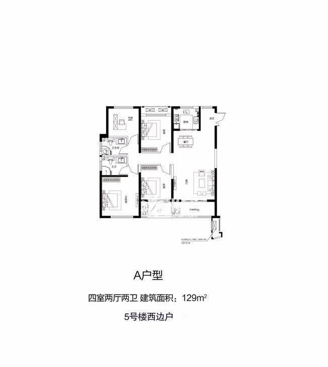 永威城户型图